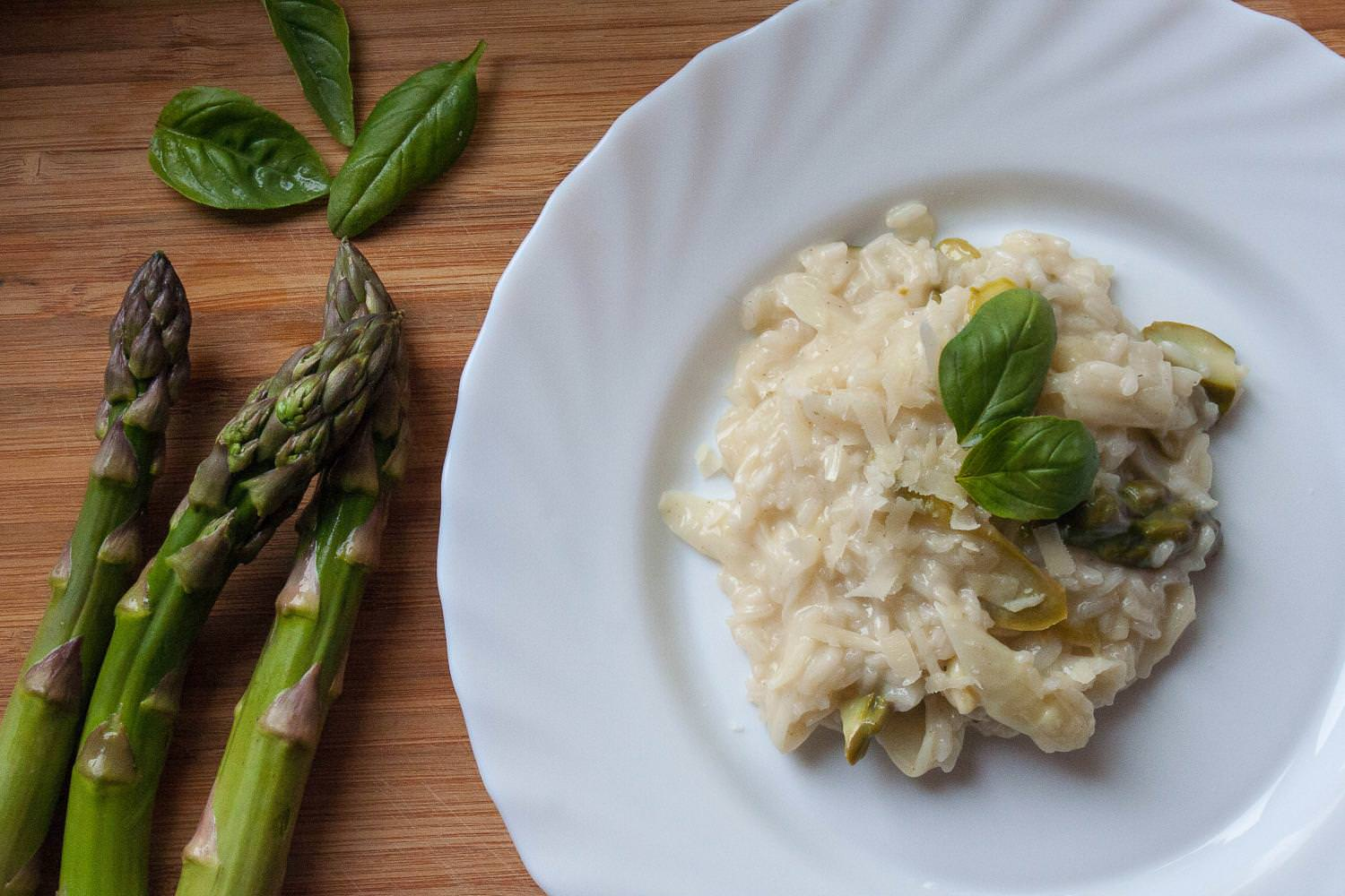 Spargelrisotto04