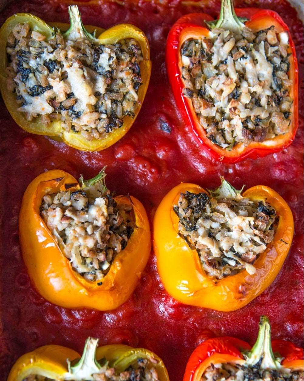 gefüllte paprika3